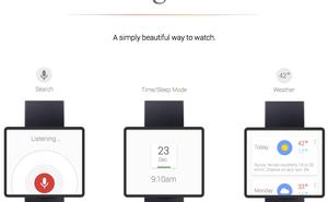 Bộ phận Android của Google đang phát triển Smart Watch?