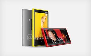 Khuyết điểm của Lumia 920 là không có màu xanh lam