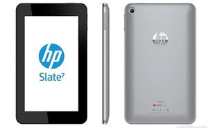 Tablet HP Slate 7: Khung thép chống gỉ, giá 3,5 triệu đồng