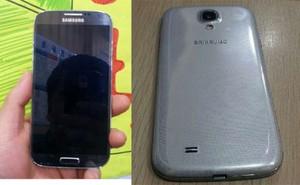 Lộ ảnh thiết kế Galaxy S IV?