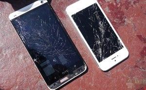 HTC One vs iPhone 5: Smartphone nào bền hơn?