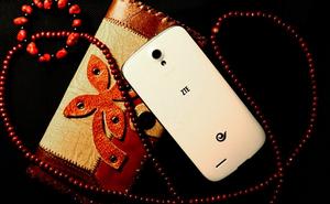 """ZTE ra mắt điện thoại """"nhái"""" Galaxy S III"""