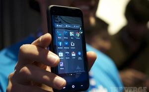Ảnh thực tế HTC First, điện thoại Facebook đầu tiên