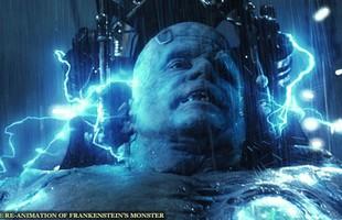 Nhìn lại kho tạo hình quái vật trong xưởng Universal