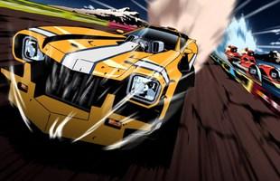 Top 6 anime dành cho người mê đua xe tốc độ