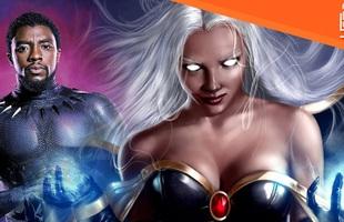 Dị nhân Storm sẽ xuất hiện trong Black Panther 2 với tư cách