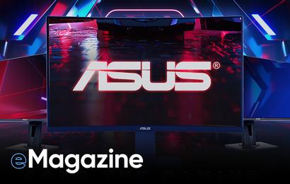 Asus TUF Gaming và câu chuyện 'ông vua' màn hình chơi game quyết thay đổi vì game thủ