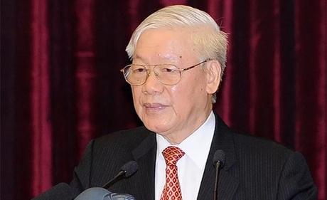 Tổng Bí thư, Chủ tịch nước Nguyễn Phú Trọng kêu gọi toàn thể dân tộc Việt Nam cùng chung sức, đồng lòng chống đại dịch Covid-19