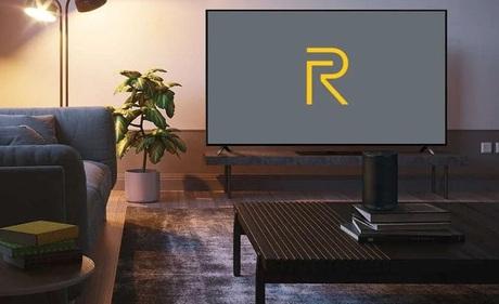 Realme chuẩn bị ra mắt smart TV 43 inch