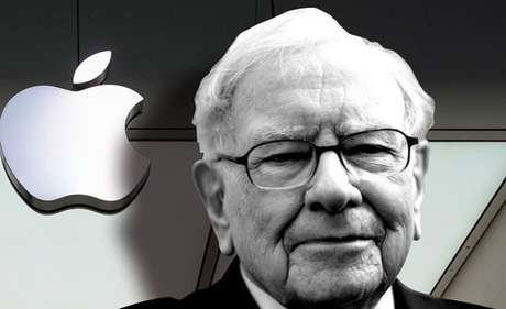 Trị giá 91 tỷ USD, cổ phiếu Apple giờ đã chiếm tới gần một nửa danh mục đầu tư của Berkshire
