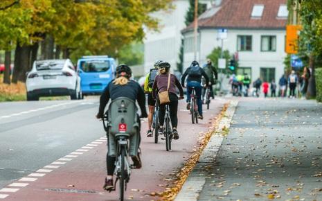 Học được gì từ Oslo, Na Uy: Chỉ duy nhất một người tử vong do tai nạn giao thông trong năm 2019, lý do là vì tự đâm vào hàng rào