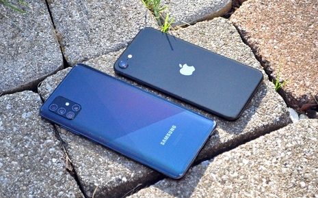 iPhone SE mới chỉ là điểm khởi đầu cho cơn ác mộng của Samsung