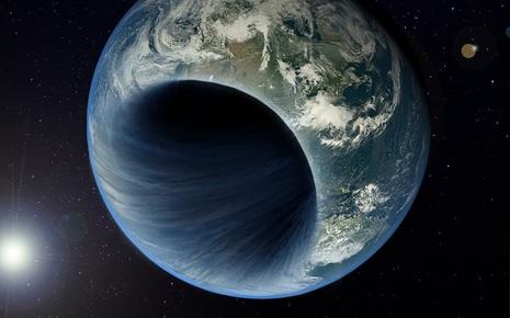 Nếu một lỗ đen nhỏ bằng đồng xu xuất hiện trên Trái Đất, điều gì sẽ xảy đến với chúng ta?
