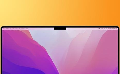 Apple cho rằng tai thỏ là thiết kế thông minh để người dùng có thêm không gian trên màn hình MacBook Pro mới