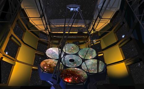 Kỳ quan mới của nhân loại: kính viễn vọng có thể nhìn rõ hình khắc trên một đồng xu ở khoảng cách 160 km
