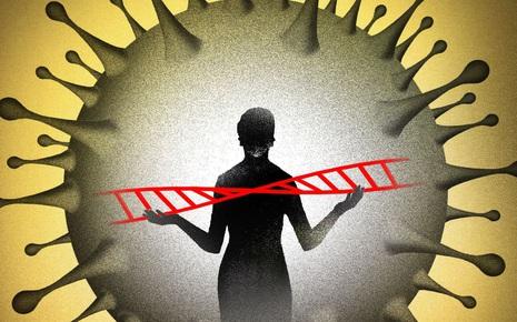 Phát hiện sốc: Virus SARS-CoV-2 có thể lẻn vào bộ gen người, đó là lý do có bệnh nhân COVID-19 vẫn tái dương tính sau vài tháng khỏi bệnh