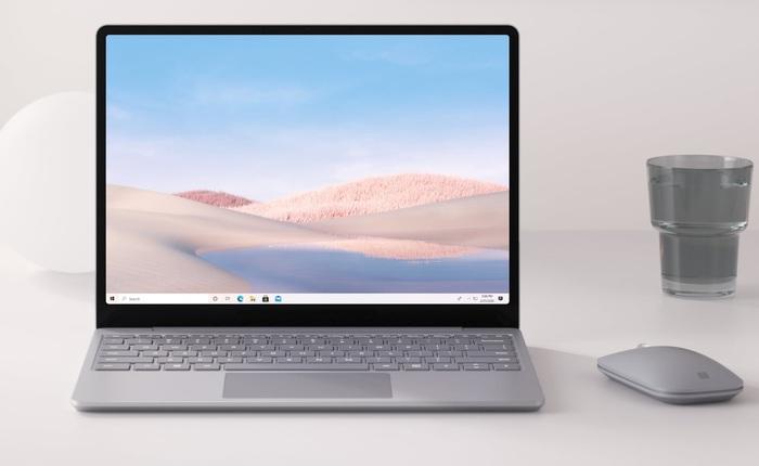 Microsoft ra mắt laptop Surface giá rẻ: Core i5 thế hệ 10, màn hình 12.4 inch, giá từ 549 USD