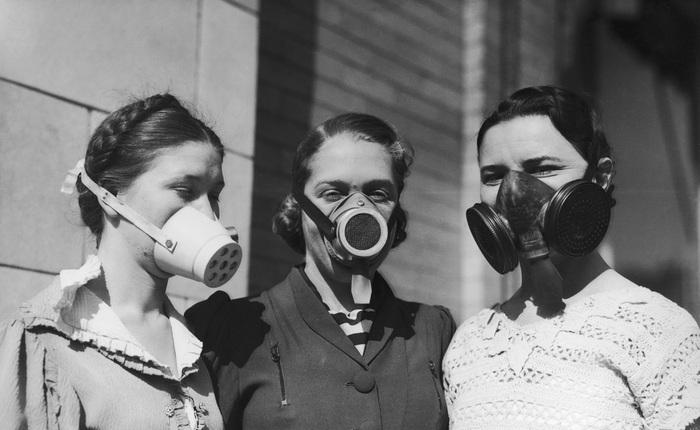 """Sự kiện Dust Bowl: """"Cơn bão đen"""" kéo dài 10 năm trên khắp Bắc Mỹ"""