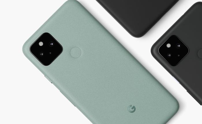 Vẫn dùng cảm biến máy ảnh cũ kỹ, Google Pixel 5 lấy gì để cạnh tranh với các đối thủ hiện nay?