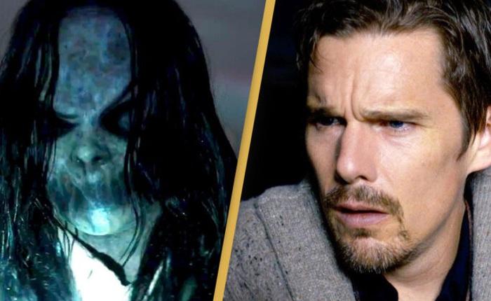 Sinister được bầu chọn là phim kinh dị đáng sợ nhất từ trước đến nay
