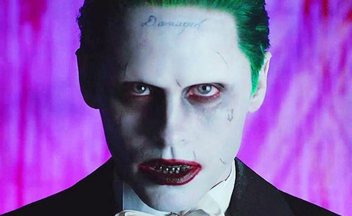 Bất ngờ góp mặt trong Justice League, Jared Leto thiết lập kỷ lục mà chưa diễn viên Joker nào làm được, kể cả Ledger hay Phoenix