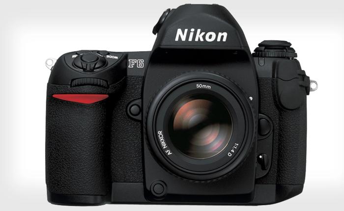 Nikon chính thức ngừng sản xuất Nikon F6 - chiếc máy ảnh chụp phim cuối cùng của hãng