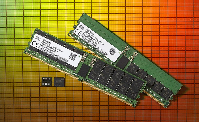 Đây chính là bộ nhớ RAM DDR5 đầu tiên trên thế giới