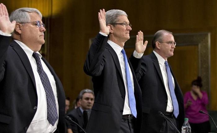 Hạ viện Mỹ cáo buộc kho ứng dụng App Store đang trao cho Apple một thứ quyền lực độc quyền, Apple ngay lập tức đáp trả gay gắt