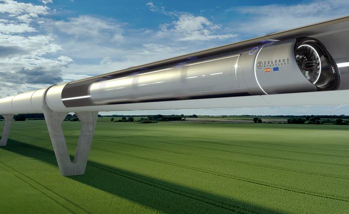 Tàu siêu tốc sử dụng công nghệ 'đại cách mạng' của Elon Musk thử nghiệm chở khách thành công