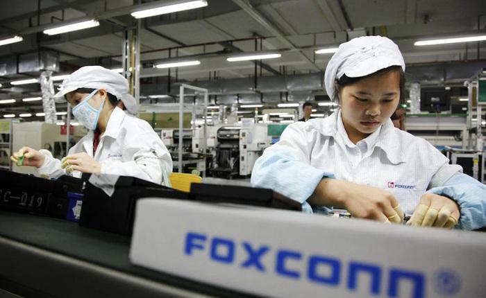 Thế hệ iPhone 12 hứa hẹn mang lại doanh thu cao ngất ngưởng cho Foxconn trong Q4/2020