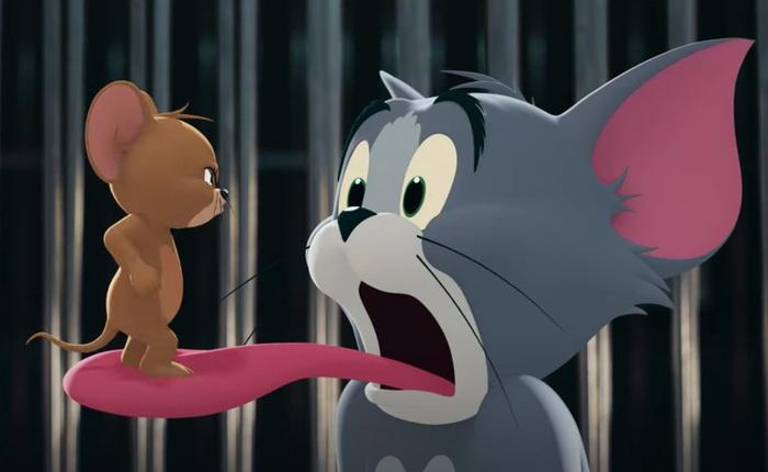 Trailer phim điện ảnh Tom & Jerry lên sóng: Huyền thoại hoạt hình bước ra đời thực, tiếp tục tấu hài với những màn rượt đuổi siêu kinh điển