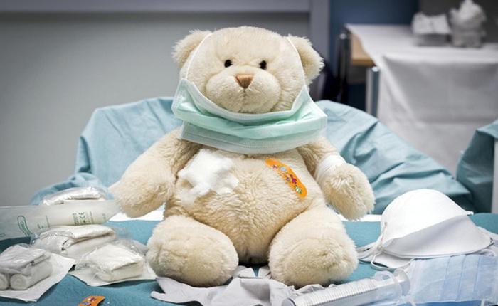 """Độc lạ phòng khám chữa bệnh cho ... thú nhồi bông ở Nhật, """"viện phí"""" có thể lên đến 111 triệu"""
