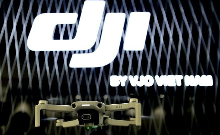 DJI Mini 2: Nhỏ nhẹ như cũ nhưng mạnh hơn nhiều lần, quay video 4K, truyền hình ảnh 10km và nhiều hơn nữa