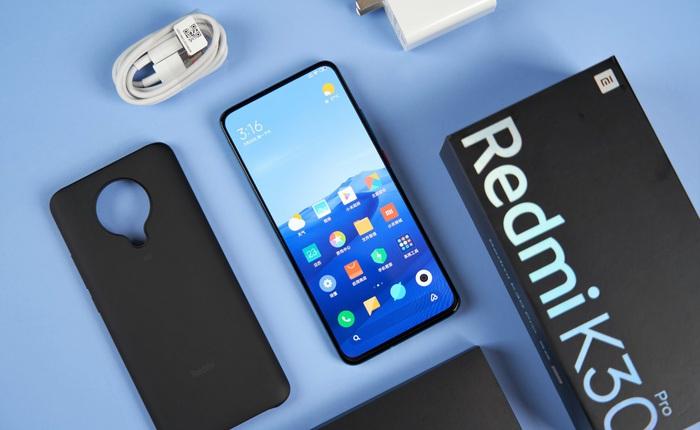 Xiaomi xác nhận 'khai tử' Redmi K30 Pro