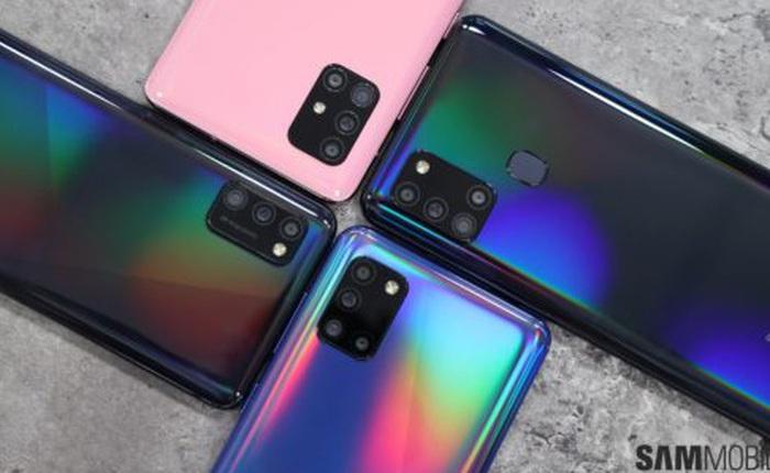 Samsung đã bán được số smartphone gấp đôi so với Apple trong quý 3 năm nay