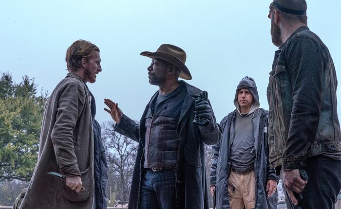 4 thay đổi lần đầu tiên có trong Fear the Walking Dead, hứa hẹn tiếng vang ngang ngửa series gốc