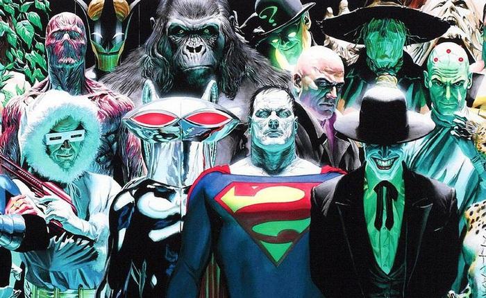 Kẻ phản diện nào thành công nhất DC Comics?