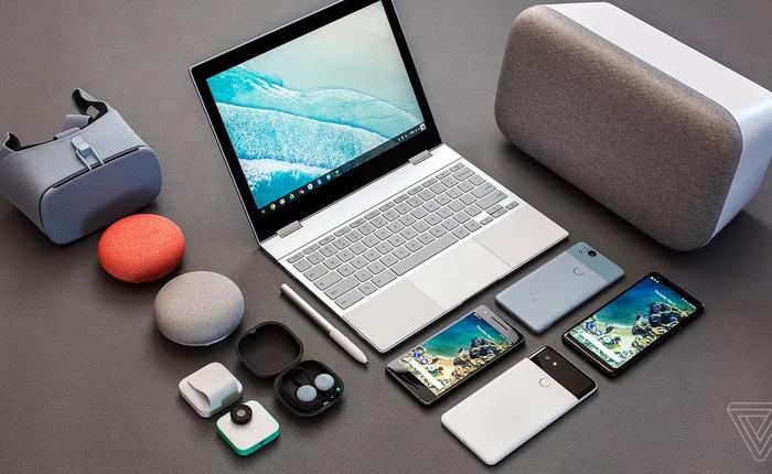 """Google đang phát triển vi xử lý """"cây nhà lá vườn"""" cho smartphone và Chromebook"""