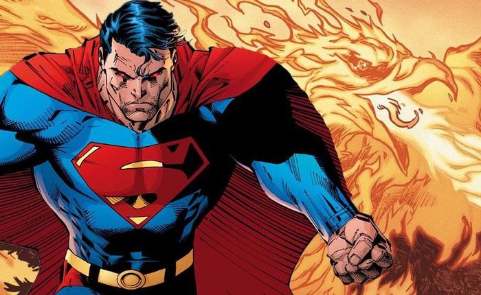 Superman có đủ mạnh để đánh bại Phoenix Force của Marvel?