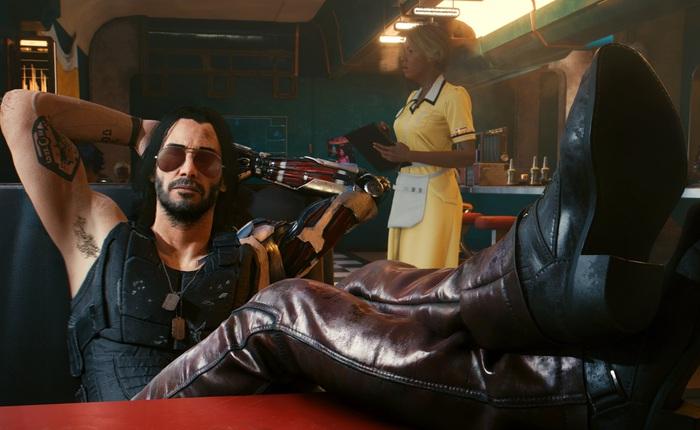 Cyberpunk 2077 - tựa game cực hot đến từ cha đẻ The Witcher được đánh giá rất cao dù vẫn còn lỗi vặt