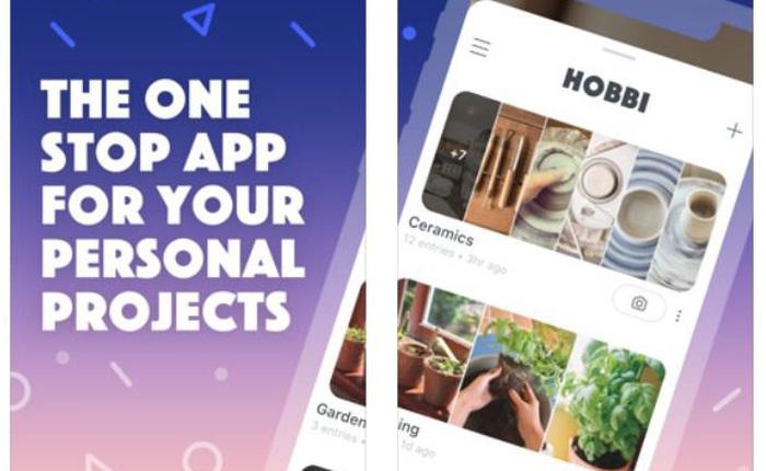 Facebook âm thầm ra mắt ứng dụng chia sẻ ảnh Hobbi