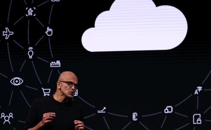Lĩnh vực kinh doanh giúp Microsoft thoát khỏi tình trạng đình đốn và CEO Nadella được trả lương gấp 249 lần nhân viên