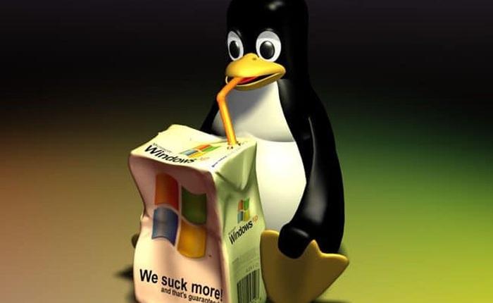 3,3 triệu PC tại Hàn Quốc sắp sửa từ bỏ Windows, chuyển sang Linux