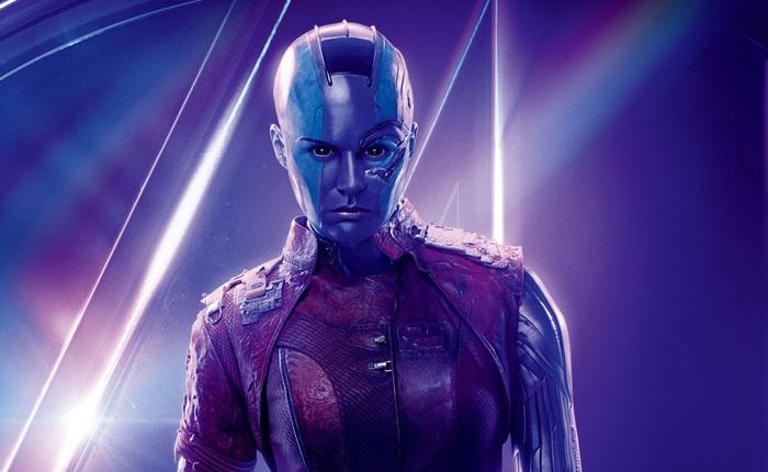 """Trước khi """"về với đội Thanos"""", số phận và diện mạo Nebula trong truyện tranh ra sao?"""
