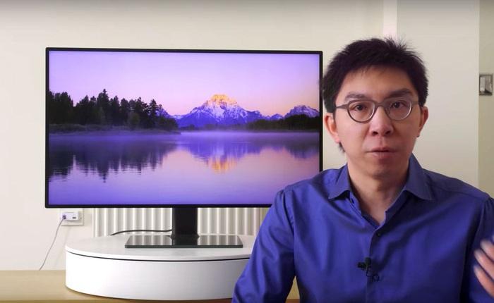 Màn hình của Apple Pro Display XDR giá 5.000 USD bị chê không hiển thị đúng màu sắc, không phải sự lựa chọn của dân chuyên nghiệp