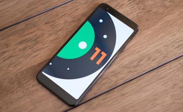 Google ra mắt bản preview đầu tiên dành cho Android 11
