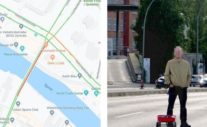 Đánh lừa Google Maps bằng 99 chiếc smartphone: Trò đùa tốn gần 1 năm để chuẩn bị cho thấy công nghệ dù tinh vi cũng chưa chắc đã an toàn