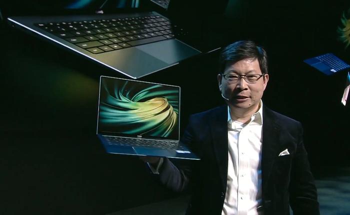 Huawei nâng cấp MateBook X Pro với chip Intel thế hệ thứ 10, giá 1499 euro