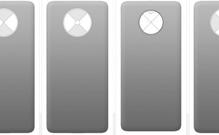 OnePlus đăng ký thiết kế giấu camera bằng cách xoay vỏ sau