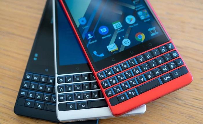 'Tưởng nhớ' BlackBerry, hãng smartphone tôi đã từng yêu